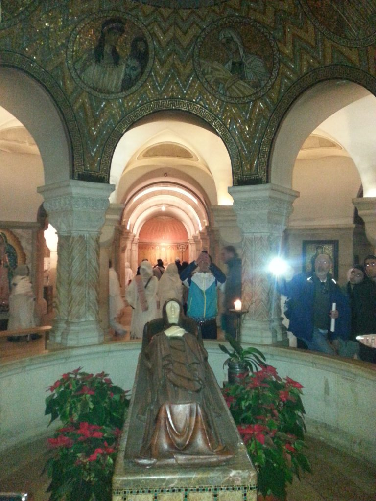 Virgin Mary's Tomb