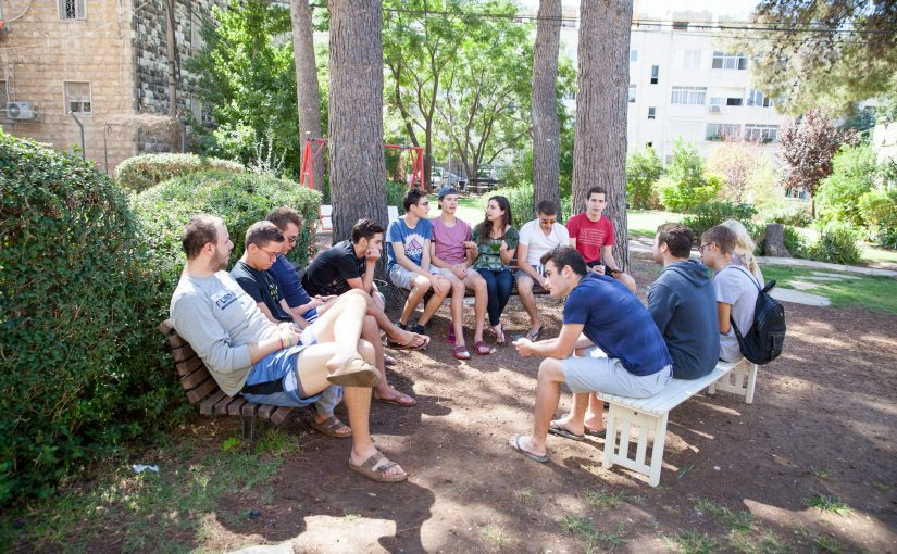 Study in Israel and Earn College Credit on Your Gap Year