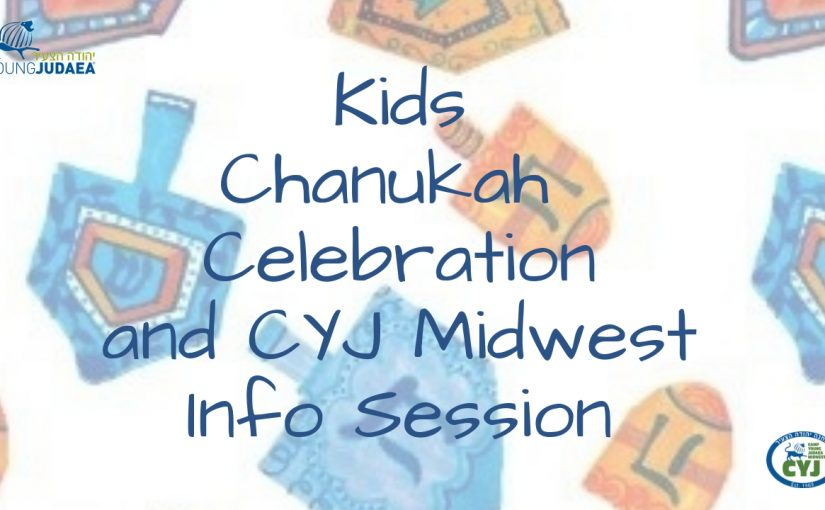 YJ Pittsburgh Chanukah Party and CYJ Info Session