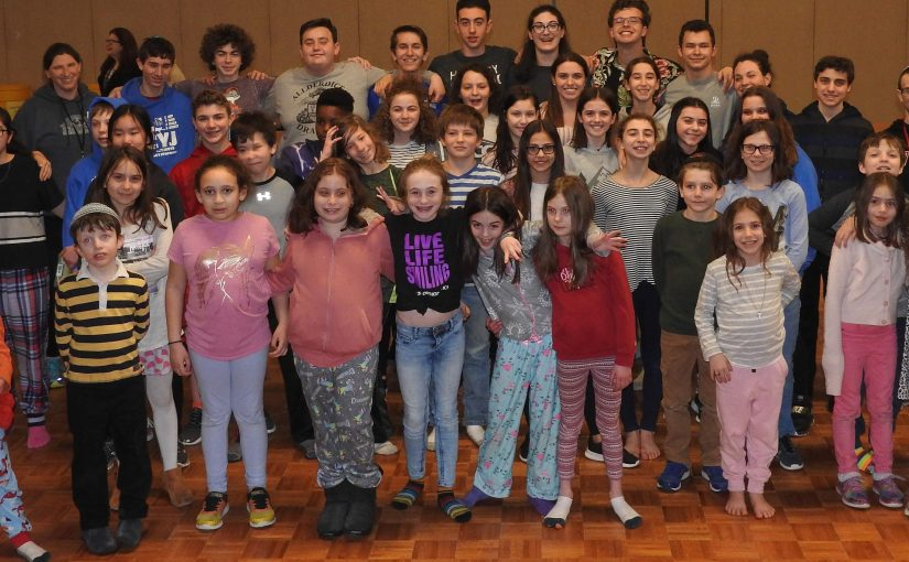 Young Judaea Regional Updates: Winter 2019