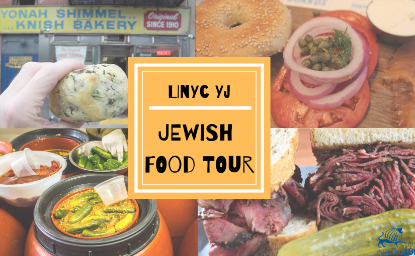 LINYC YJ Jewish Food Tour