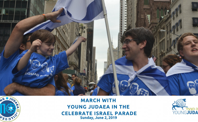 Celebrate Israel Parade NYC