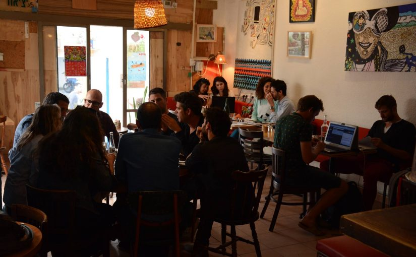 Year Course Recommends: Cafe Casbah