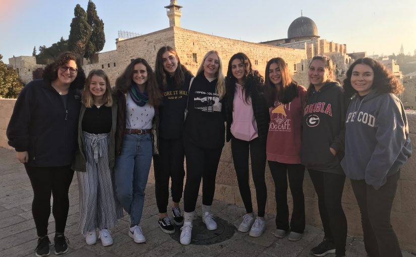 Connecting with Women of the Wall