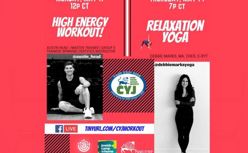 CYJ Midwest: High Energy Workout!