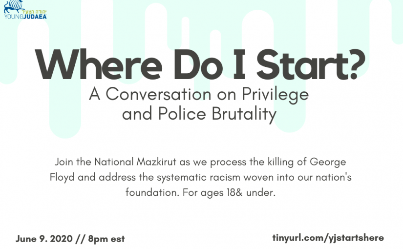 Where Do I Start? A Conversation on Privilege and Police Brutality