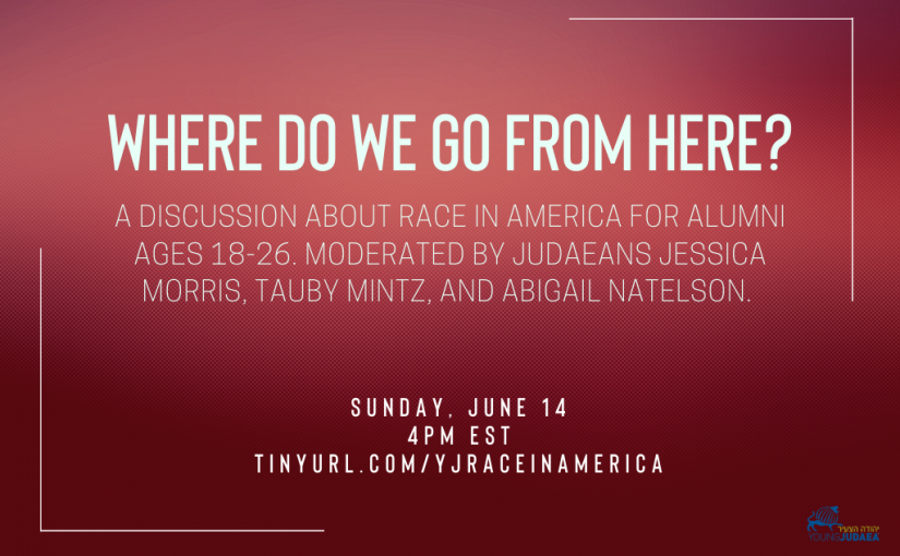 Where Do We Go from Here? A Discussion About Race in America
