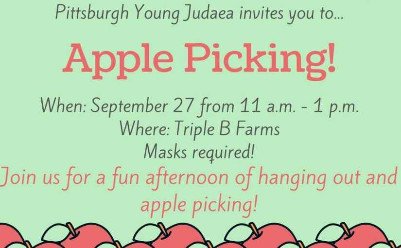 Pittsburgh Apple Picking