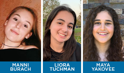 "Hadassah Announces 2020 Winners of ""Leaders of Tomorrow"" Scholarship"