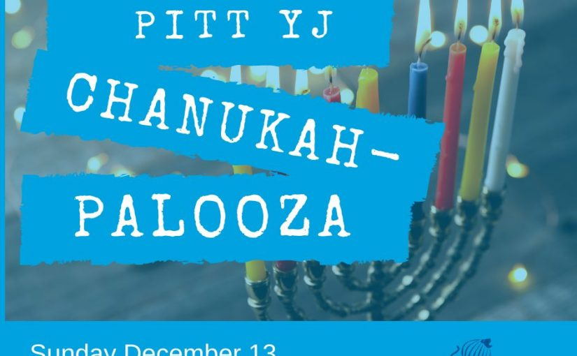 Pittsburgh YJ Chanukah-Palooza