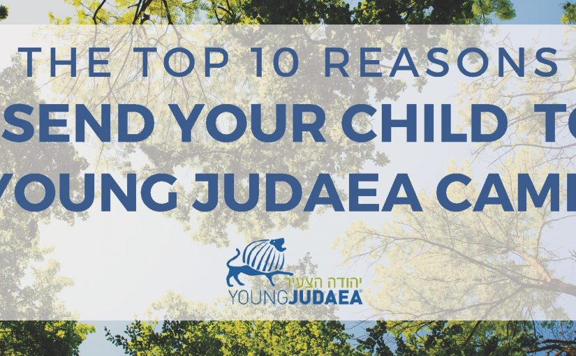 10 Reasons Why Kids Should Go To YJ Summer Camps